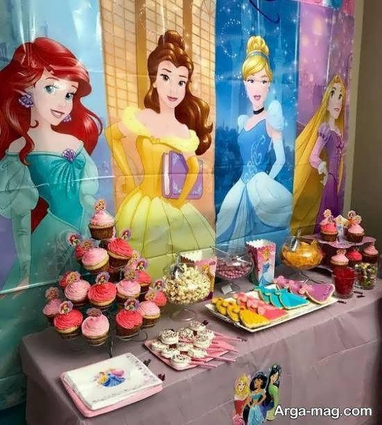 تزیینات و زیباسازی کیک تولد نوجوان