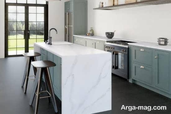 ایده های زیبای تزیین خانه با سنگ
