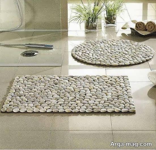 ایده های خلاقانه دیزاین خانه با سنگ