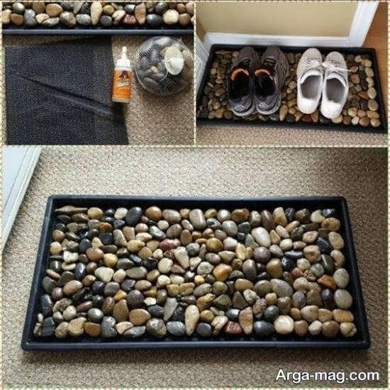 تزیین منزل با کاربرد سنگ