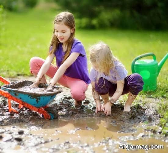 انجام بازی های کثیف با کودکان