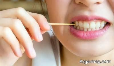 مضرات خلال دندان برای افراد