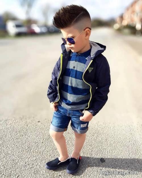 مدل لباس بچه گانه پسرانه عید ۱۴۰۰