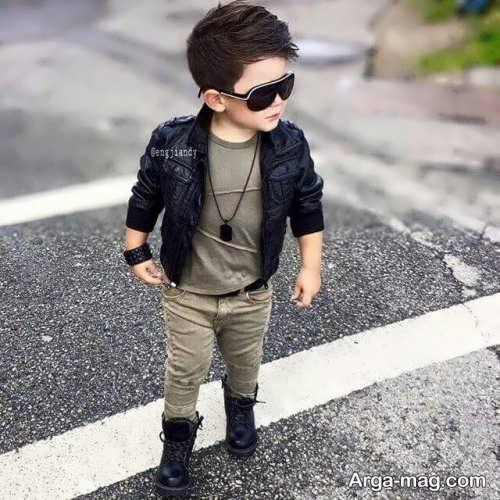 مدل لباس کودک پسرانه برای عید 1400