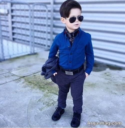 طرح لباس بچه گانه پسرانه
