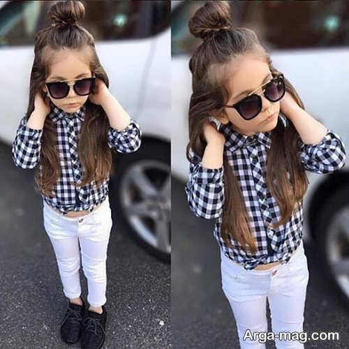 مدل لباس مخصوص کودک