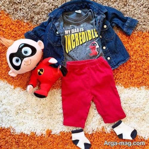 مدل لباس شیک مخصوص کودکان