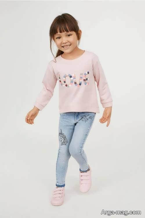 مدل لباس بچه گانه برای عید 1400