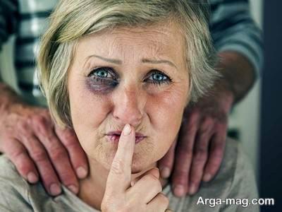 پسشگیری از آزار دادن سالمندان