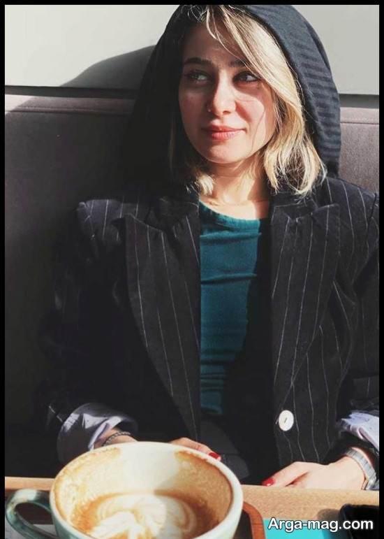 عکس های جذاب الناز حبیبی در سال 99