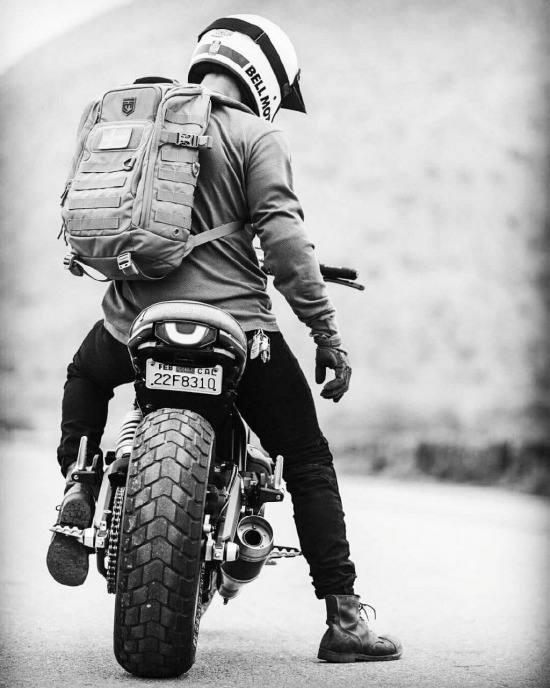 انواع جالب عکس پروفایل موتور سواری پسرانه