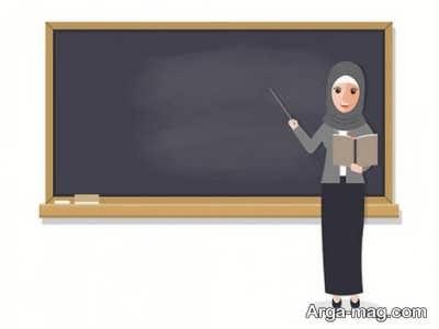 انشاء در مورد معلم