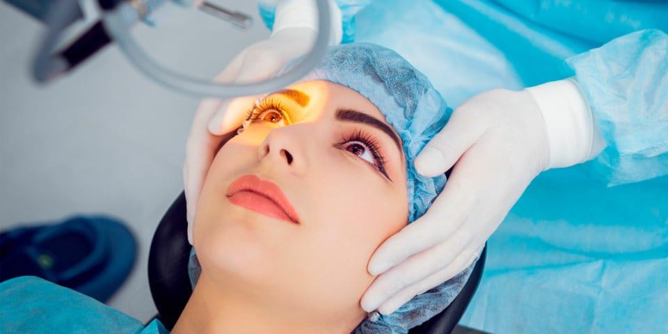 شماره چشم برای عمل لیزیک