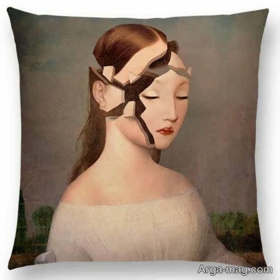 گالری زیبایی از مدل روبالشی فانتزی