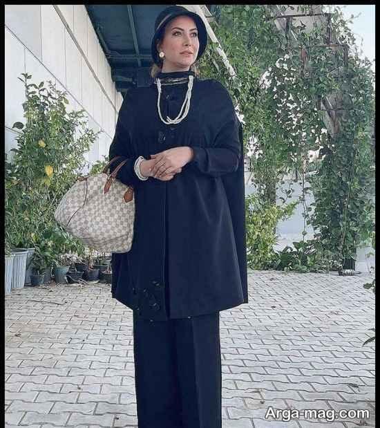 عکس های جدید فریبا نادری در سال 99