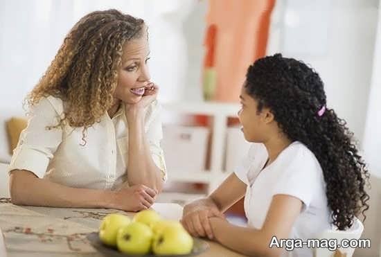 تغییرات ظاهری دختر در سن بلوغ