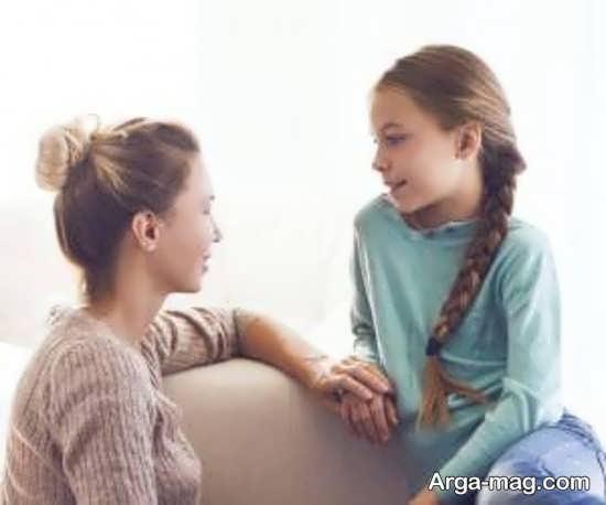 تغییرات روحی و جسمی دختر در سن بلوغ