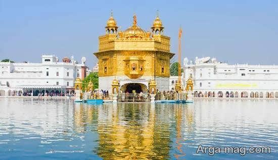 آشنایی با معبد طلایی هند