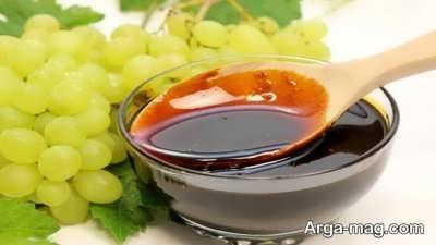 نکات مهم در مصرف شیره انگور