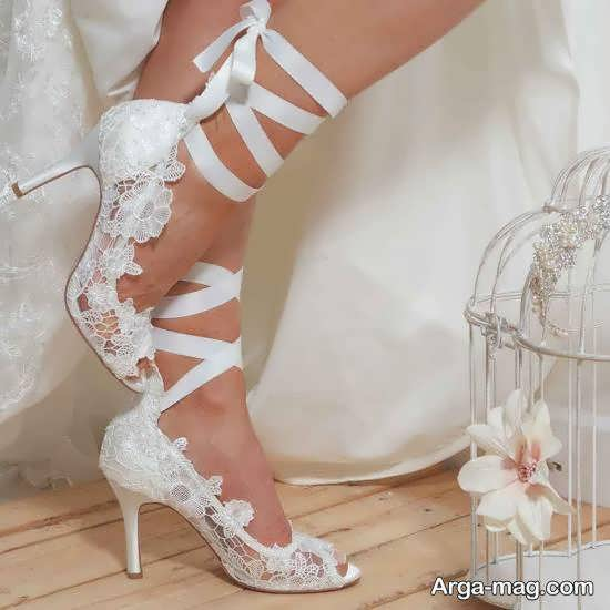 راهنمای خرید کفش عروس سفید رنگ