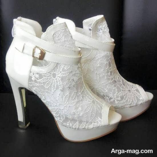راهنمای خرید کفش عروس با جنس و طرح عالی