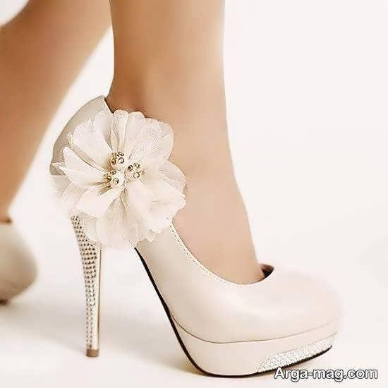 خرید کفش عروس شیک و زیبا