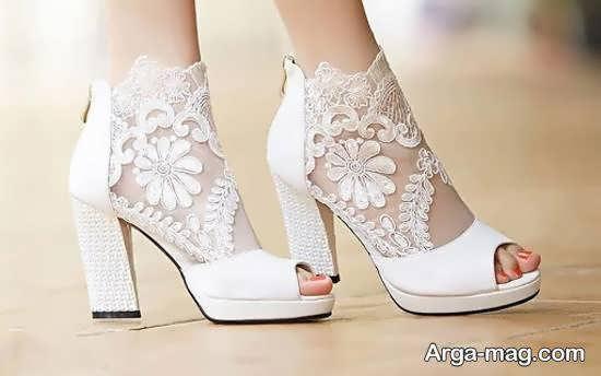 توجه به موراد لازم در هنگام خرید کفش عروس