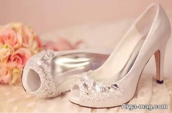 راهنمای خرید کفش عروس زیبا و راحت