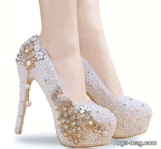 آشنایی با موارد مهم در خرید کفش عروس