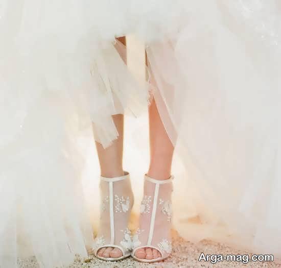 راهنمای خرید کفش عروس زیبا و مناسب