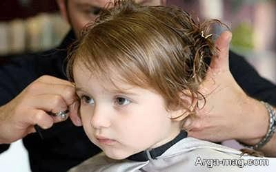 از بین بردن ترس کودک از رفتن به آرایشگاه با چند ترفند ساده