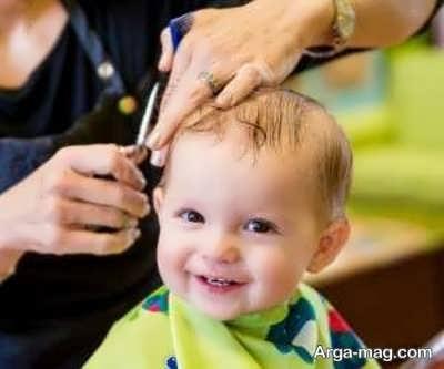 حل مشکلات آرایشگاه بردن کودکان با چند روش