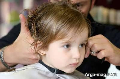 راهنمای والدین جهت بردن کودک به آرایشگاه