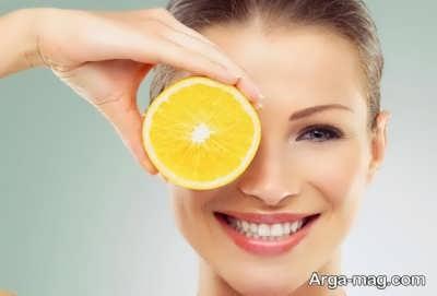 خوردنی های مفید برای پوست