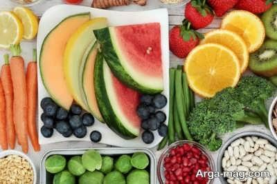 خوردنی ها و مواد غذایی خیلی مفید برای پوست