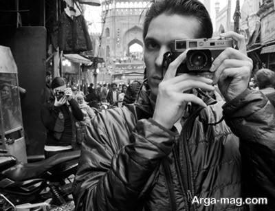 اولین عکس های جهان توسط چه کسی گرفته شد؟