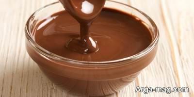 شکلات برای رفع کبودی