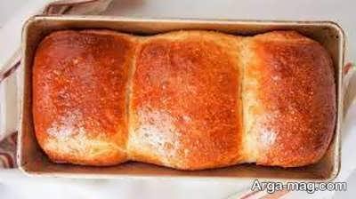 آموزش طرز تهیه نان شیر ژاپنی برای صبحانه و میان وعده