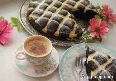 آموزش روش تهیه کیک لحاف
