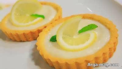 شیوه ی تهیه تارت لیمو عالی