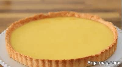 آشنایی با طرز تهیه تارت لیمو