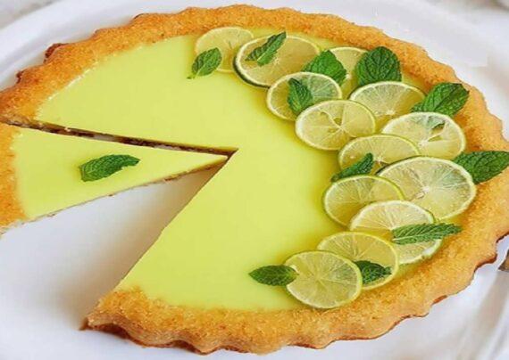 طرز پخت و آماده سازی تارت لیمو