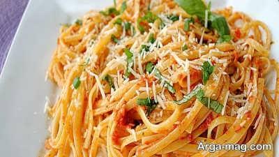 دستور تهیه غذای ایتالیایی