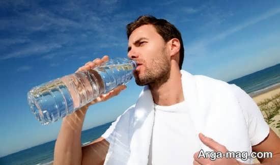 راه های افزایش آب بدن