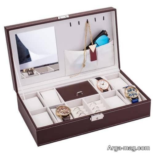 مدل جعبه جواهرات خاص