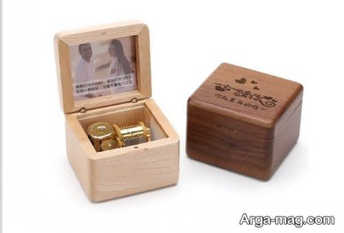 مدل جعبه جواهرات ساده