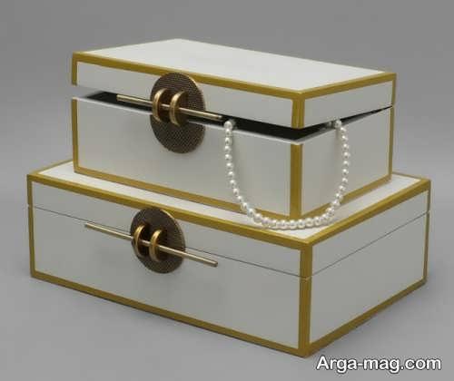 مدل جعبه جواهرات