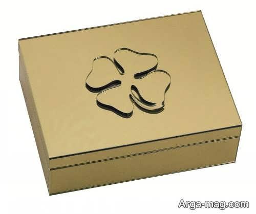 جعبه مخصوص جواهرات شیک و خاص
