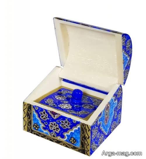 جعبه جواهرات طرح دار