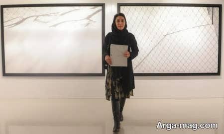 مدل مانتوهای هدیه تهرانی با طرح و رنگ زیبا